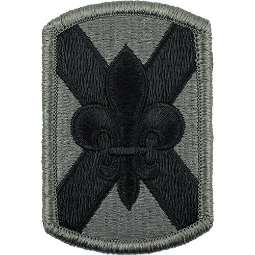 256th Infantry Brigade ACU Patch