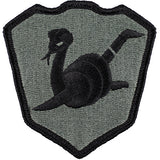 258th Military Police Brigade ACU Patch
