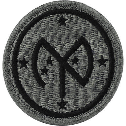27th Infantry Brigade Combat Team ACU Patch