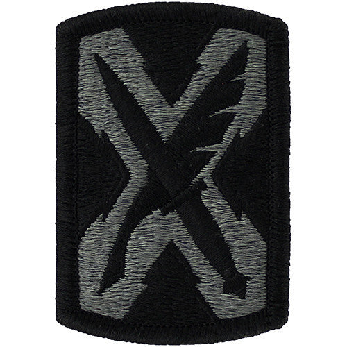 300th Military Intelligence Brigade ACU Patch