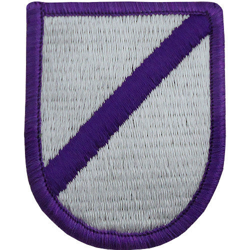 97th Civil Affairs Battalion Beret Flash