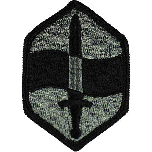 460th Chemical Brigade ACU Patch
