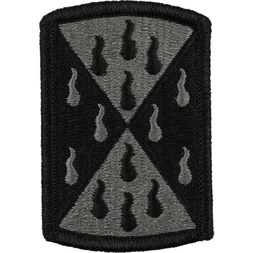 464th Chemical Brigade ACU Patch