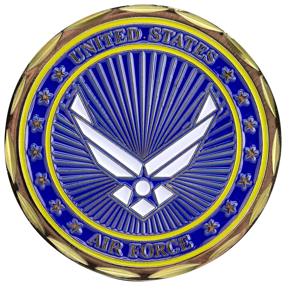 Air Force Air National Guard Coin