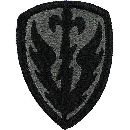 504th Military Intelligence Brigade ACU Patch