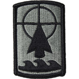 157th Maneuver Enhancement Brigade ACU Patch