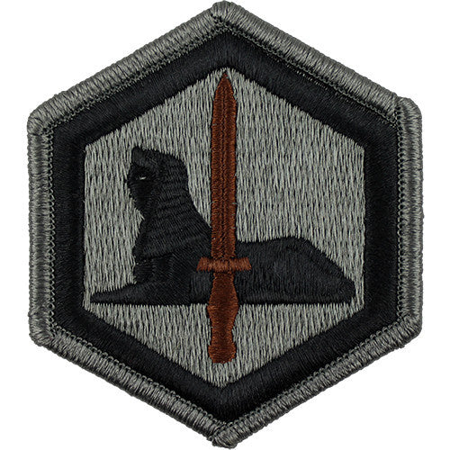 66th Military Intelligence Brigade ACU Patch