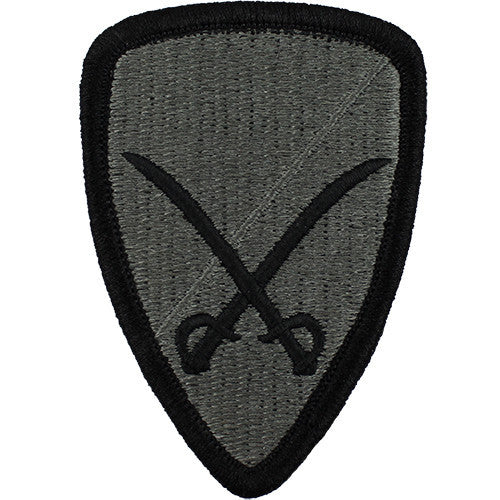 6th Cavalry Brigade ACU Patch