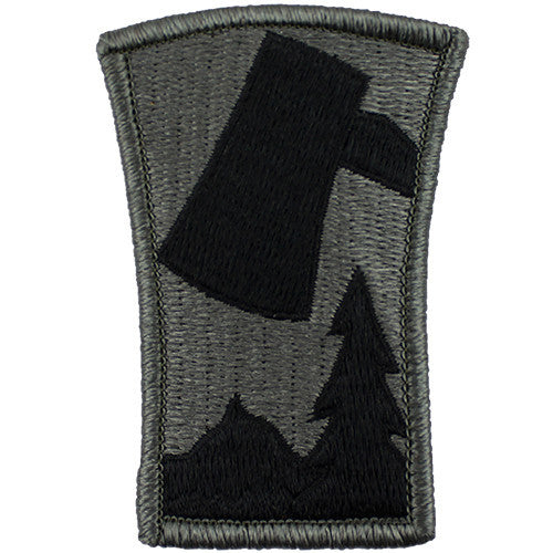 70th Infantry Division ACU Patch