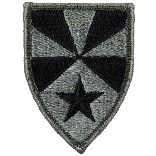 7th Army Support Command ACU Patch