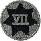 VII (7th) Corps ACU Patch