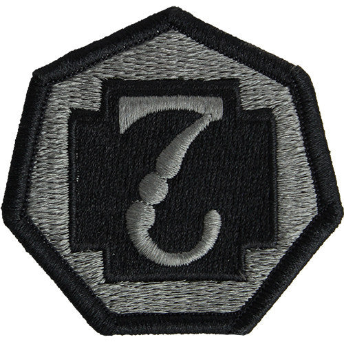 7th Medical Command ACU Patch