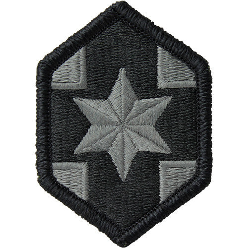 804th Medical Brigade ACU Patch