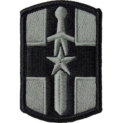 807th Medical Command ACU Patch