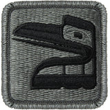 81st Infantry Brigade ACU Patch