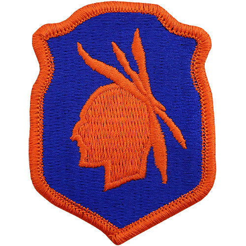 98th Army Reserve Command Class A Patch