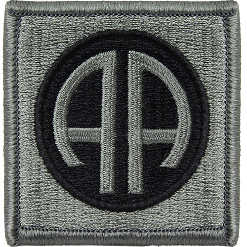 82nd Airborne Division ACU Patch