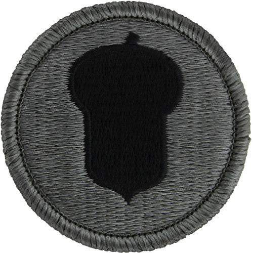 87th Infantry Division ACU Patch