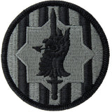 89th Military Police Brigade ACU Patch