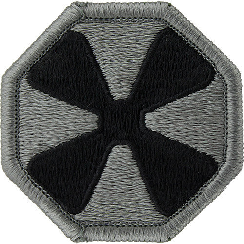 8th Army ACU Patch