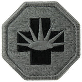 8th Medical Brigade ACU Patch