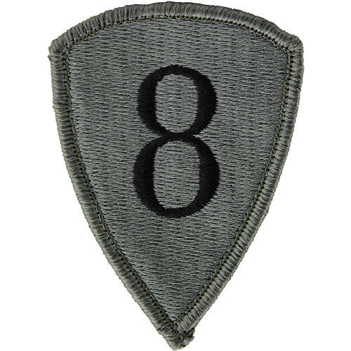 8th Personnel Command ACU Patch