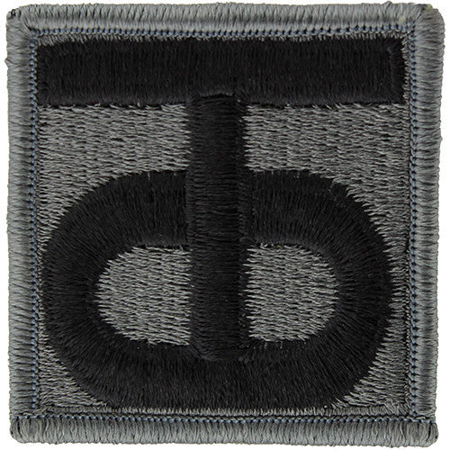 90th Regional Readiness Command / ARCOM ACU Patch
