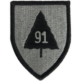 91st Infantry Division ACU Patch