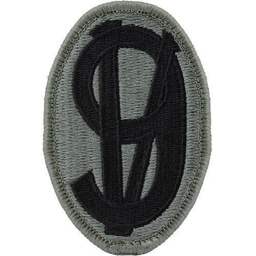 95th Training Division ACU Patch