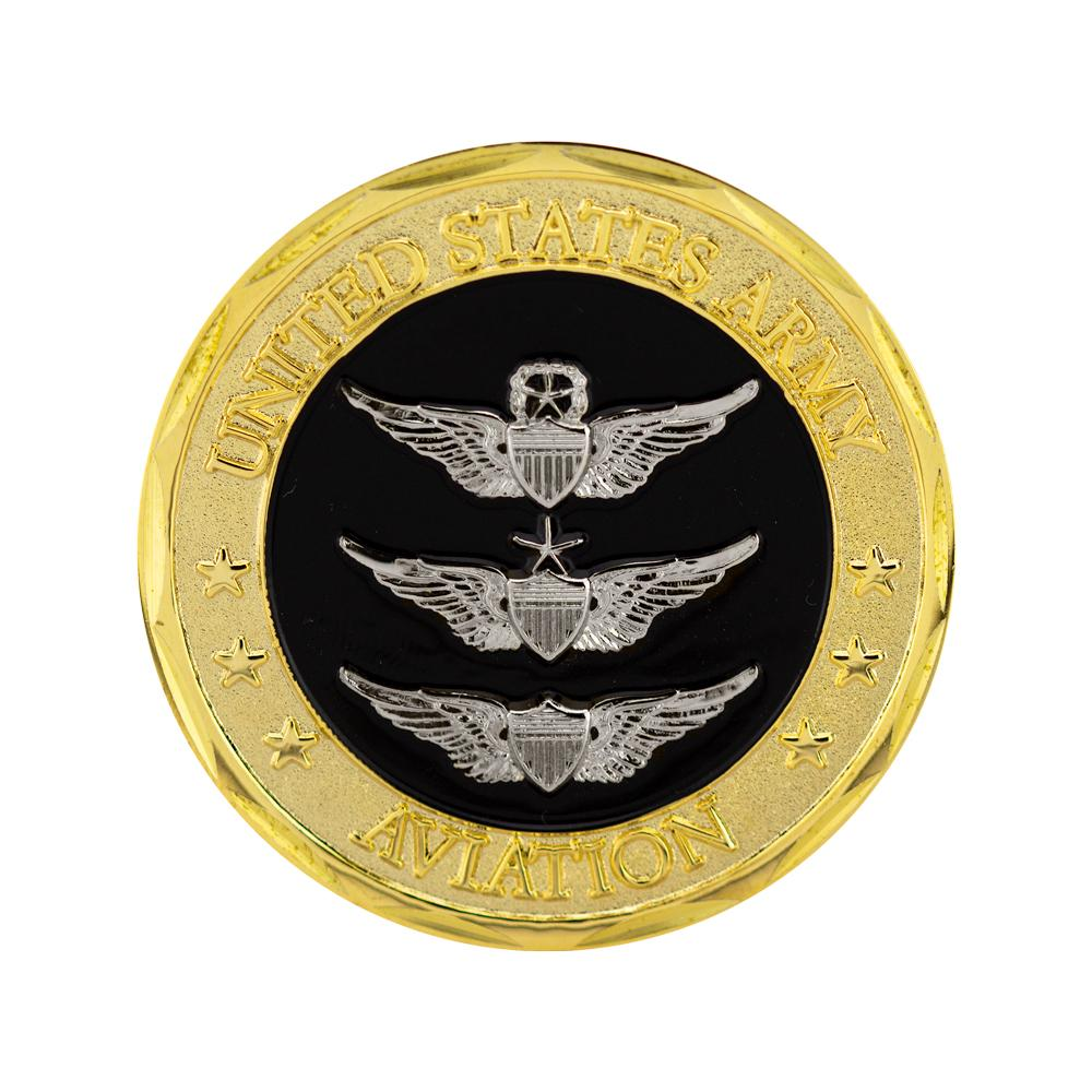 U.S. Army Aviation Coin