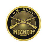 U.S. Army Infantry Coin