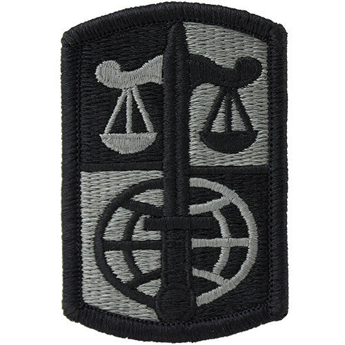 Legal Services Agency ACU Patch