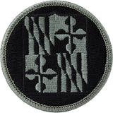 Maryland National Guard ACU Patch