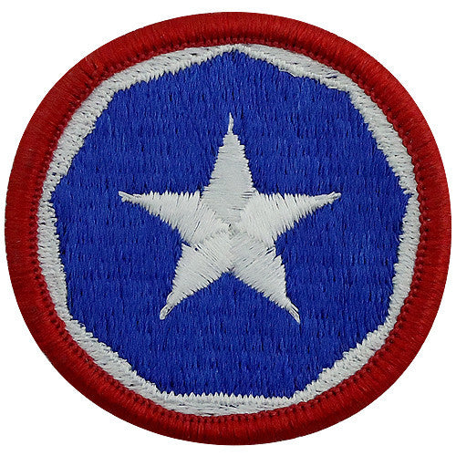 9th Support Command Class A Patch
