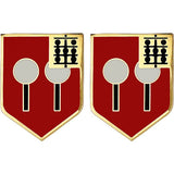 9th Field Artillery Regiment Unit Crest (No Motto)