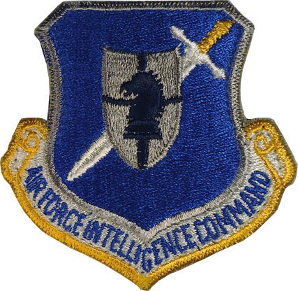 Intelligence Command Full Color Patch