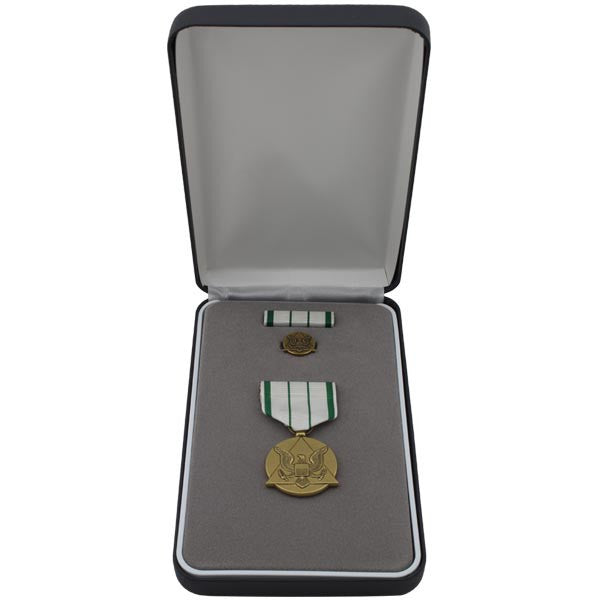 Army Commanders Award for Public Service Medal Set