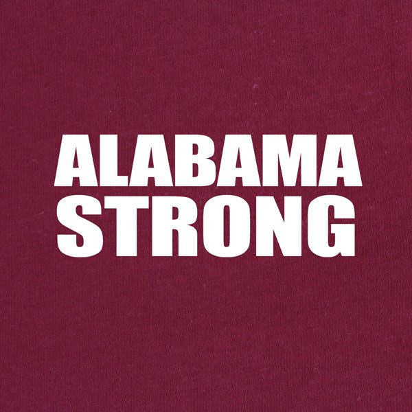 Original Alabama Strong University T-Shirt