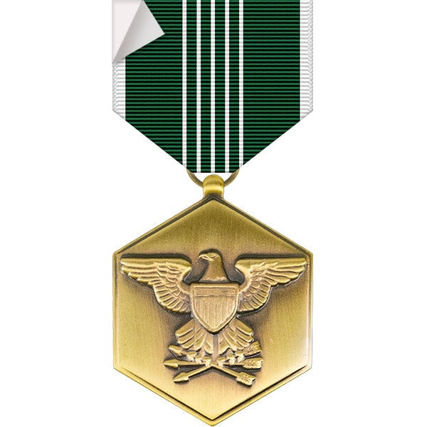 Army Commendation Medal Sticker
