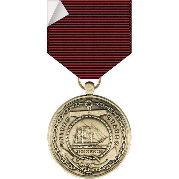 Navy Good Conduct Medal Sticker