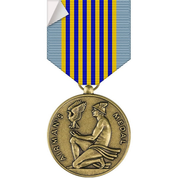 Airmans Medal for Heroism Sticker