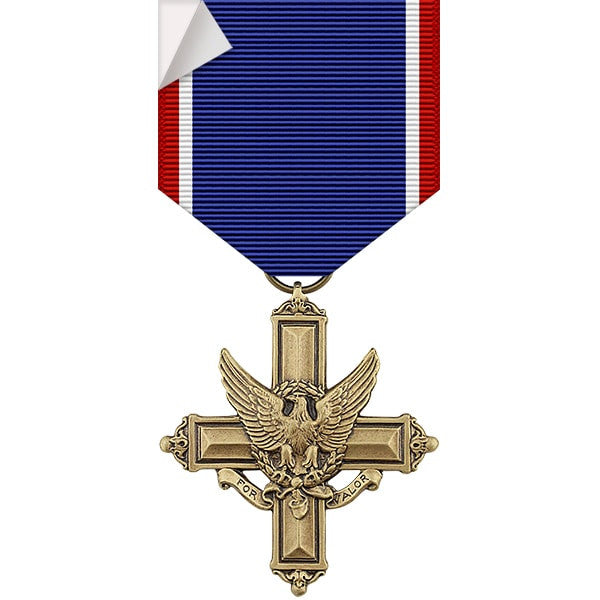 Army Distinguished Service Cross Medal Sticker