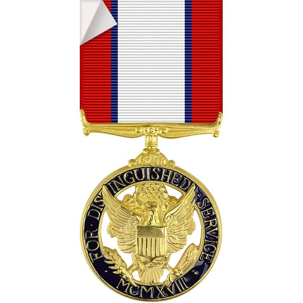 Army Distinguished Service Medal Sticker