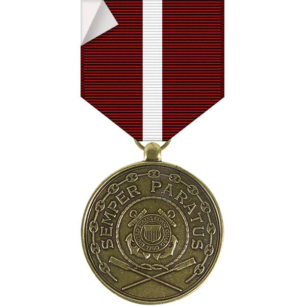 Coast Guard Good Conduct Medal Sticker