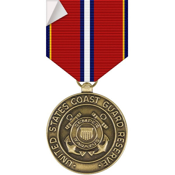 Coast Guard Reserve Good Conduct Medal Sticker
