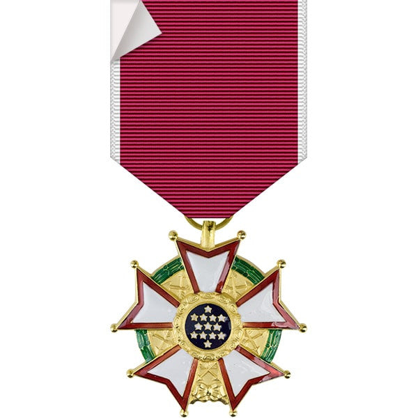 Legion of Merit Medal Sticker