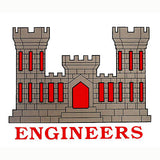 Engineers Clear Decal