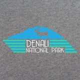 Retro 80's Denali National Park T-Shirt