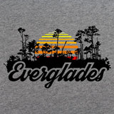 Retro 80's Everglades National Park T-Shirt