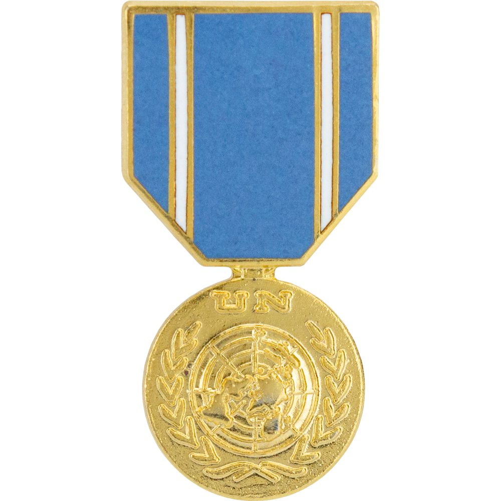 United Nations Hat Pin